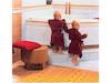 Fußbodenheizung / Heizmatte 160W/qm, 15,1x0,5m, ideal f. Renovierung & Sanierung