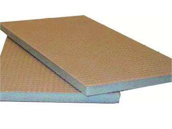 Fußboden-Isolierung, Dämmplatten 10mm für Fußbodenheizung / Heizmatten, F-BOARD