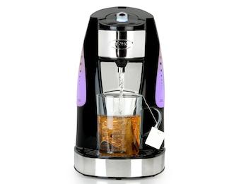 MY TEA - Teekocher Blitzwasserkocher 1,5L Inhalt, 200ml in 45 Sekunden