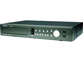 4-Kanal Sicherheits Digitalrekorder mit Personenerkennung IVS
