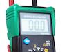 Multimeter, AC / DC-Spannung, Strom, Widerstand, Dioden- und Durchgangsprüfung