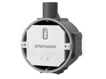 SmartHome Funk-Einbauschalter (Empfänger), Einbau in Verteilerdose, max. 1000W