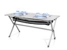 Roll-Up Aluminium Tisch mit Aufbewahrungstasche, 140 x 80 cm