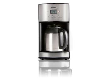Kaffeemaschine für 10 Tassen - mit Thermoskanne, Dauerfilter & Timer
