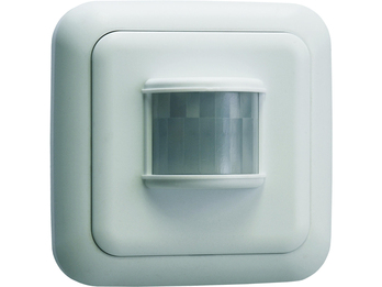 Batteriebetriebener Bewegungsmelder, Anwendung überall im Haus, 110° x 6m