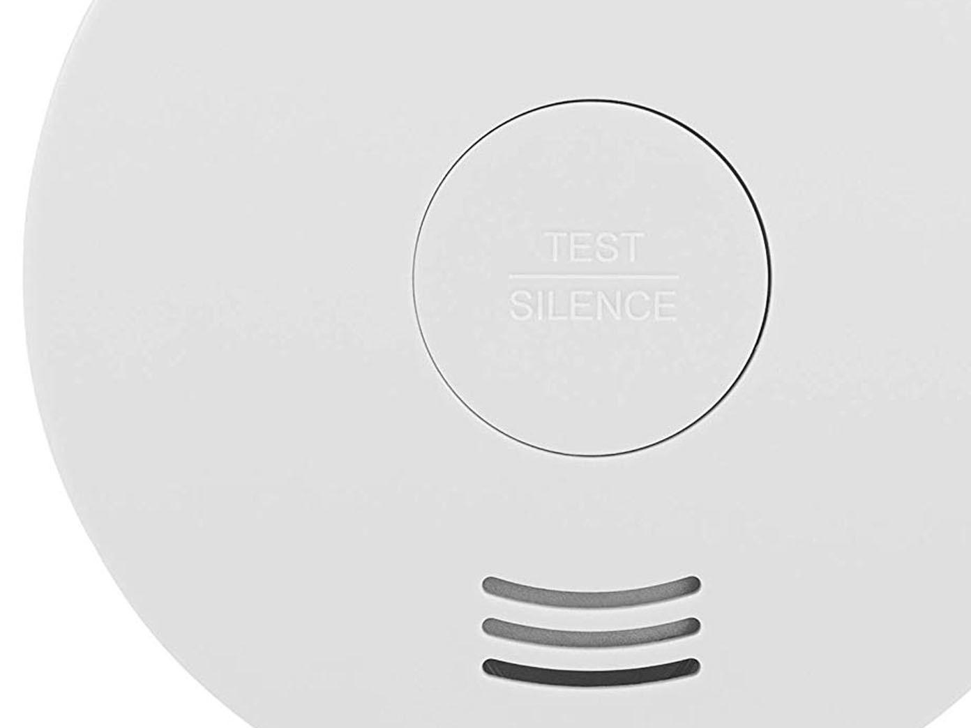 Vds Rauchwarnmelder 3er Set mit 10 Jahres Batterie, Feueralarm Lebensretter 5