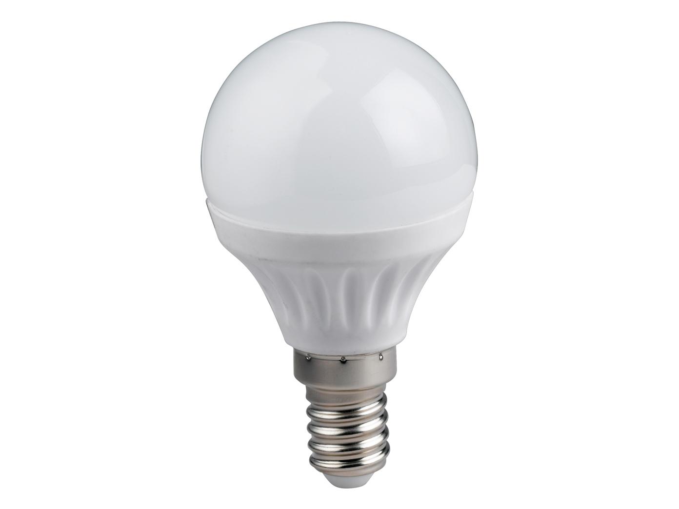 LED Leuchtmittel mit GU10 Fassung warmweiß 400 Lumen /& 5 Watt nicht dimmbar