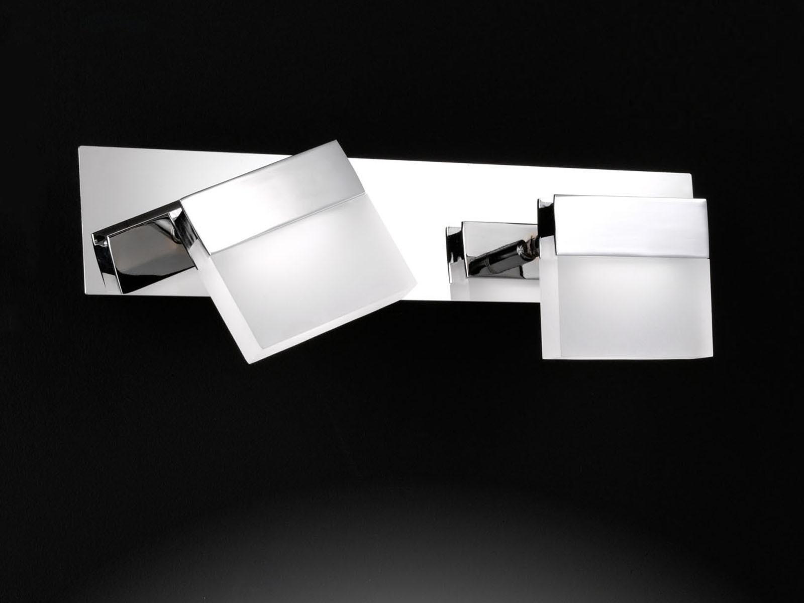 LED Wandleuchte fürs Bad, dreh- und schwenkbar, Wofi-Leuchten | Deutschland Store