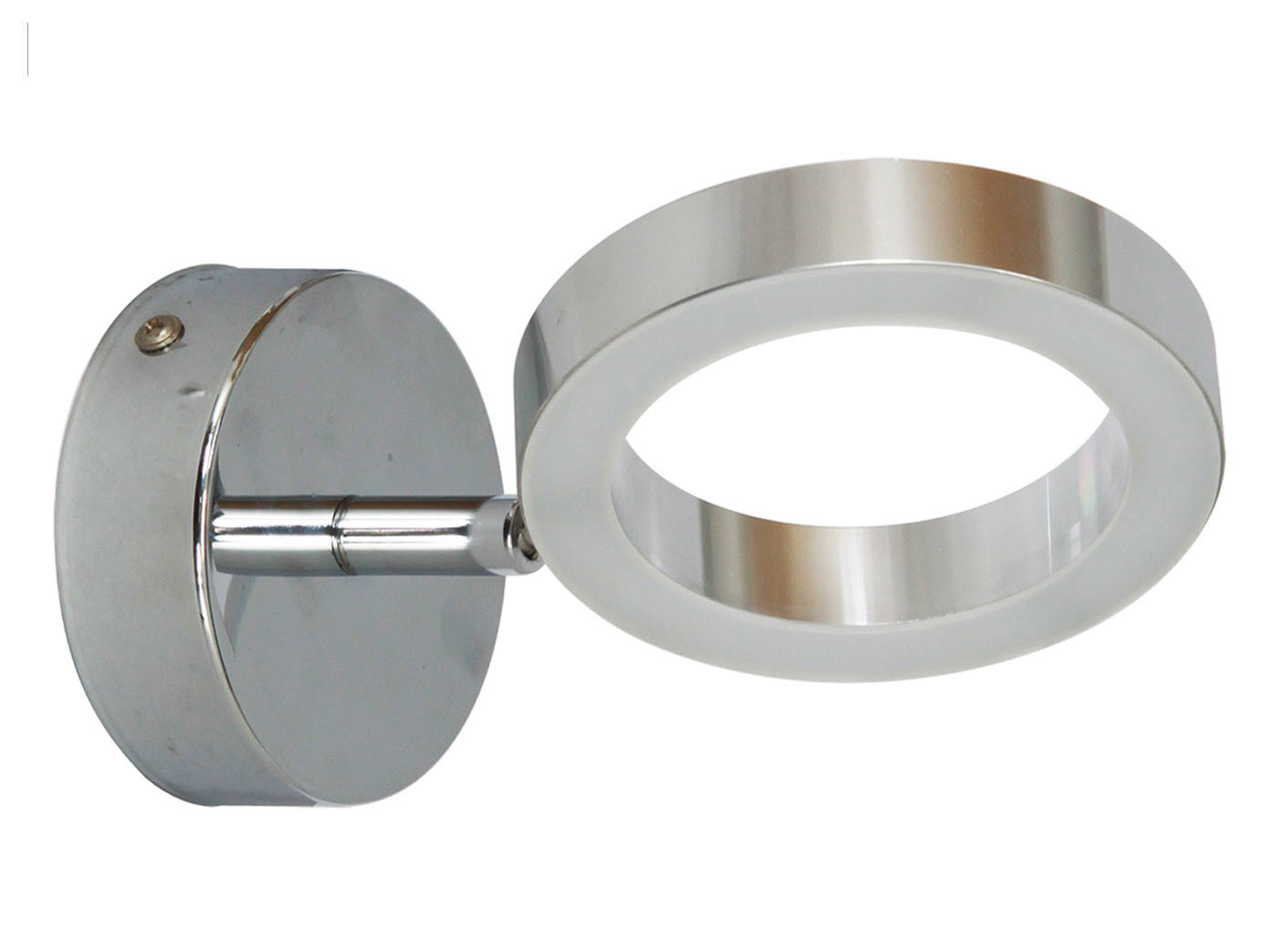 Moderne LED Wandleuchte ANZIO fürs Badezimmer, Spiegelleuchte Bad ...