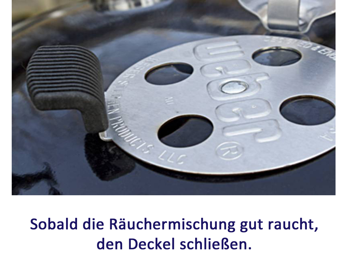 BBQ Räucherspäne Räuchermischung Räuchermehl m Gewürzen 75g KRÄUTERGARTEN
