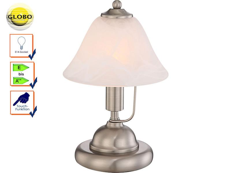 Nacht Tisch Lampe Touch Dimmer Wohn Zimmer Beleuchtung