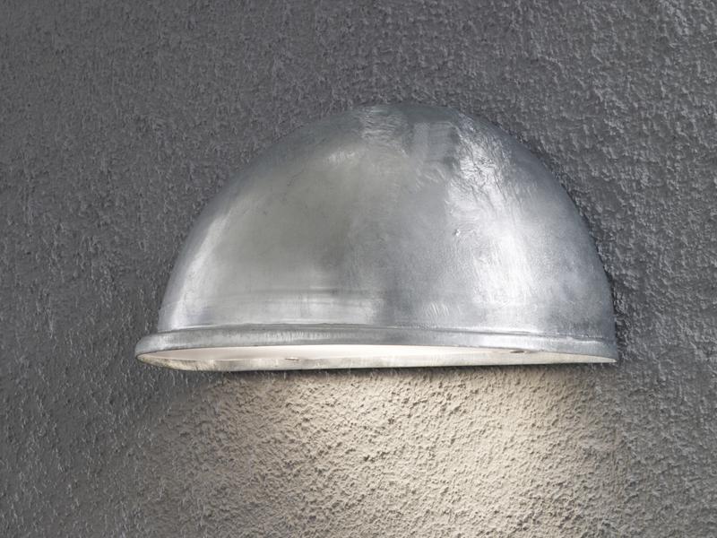 Beleuchtung außen Terrasse Konstsmide Wandleuchte Downlight TORINO Edelstahl
