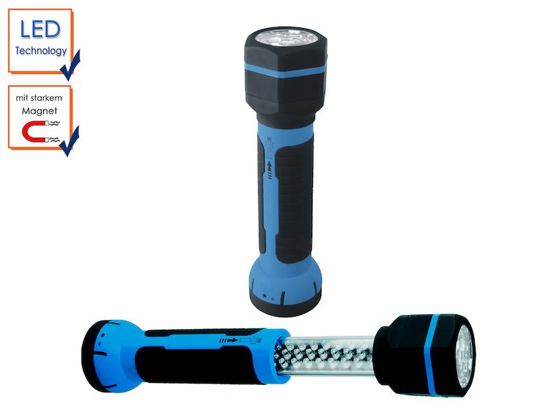 Taschenlampe Mit Akku : led taschenlampe mit magnet akku stablampe arbeitsleuchte werkstattleuchte ebay ~ Watch28wear.com Haus und Dekorationen