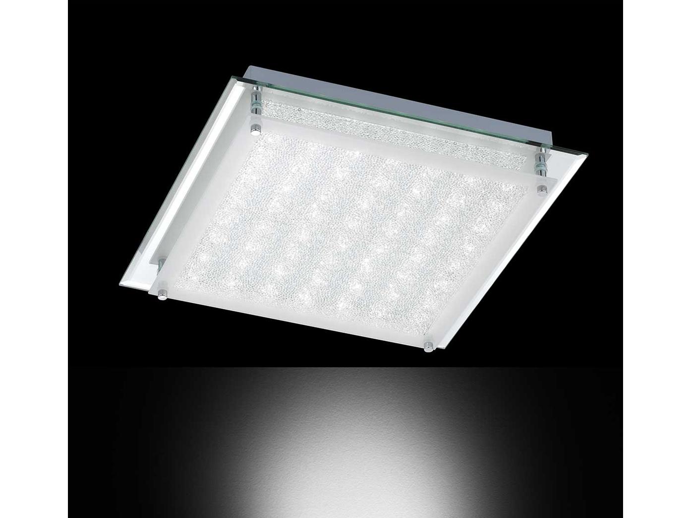 Plafoniera Led Soffitto 150 Cm : Led lampada da soffitto mora cm
